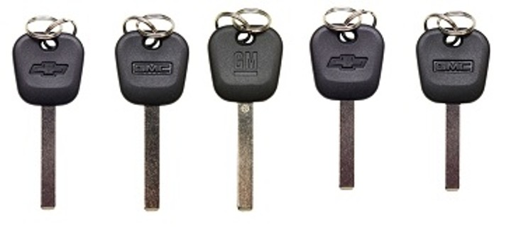 chevy key